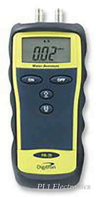 Digitron   Pm20   Manometer, 0-130Mbar, Diff