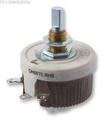 Ohmite - Rjs50Re - Rheostat, Wirewound, 50Ohm, 50W