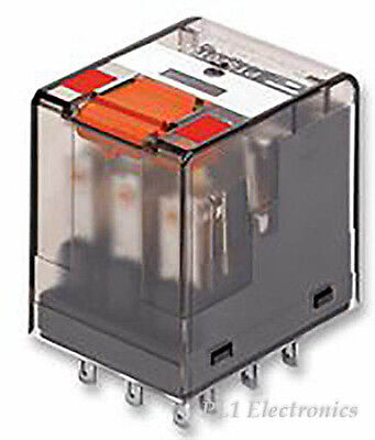 Te Connectivity / Schrack   Pt570730   Relay, 4Pco, 230Vac, 6A, Plug In