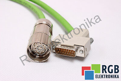 New E170315 Awm Style 20333 2 Meters Encoder Cable Berger Lahr Id14469