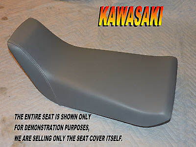 Quadworks Seat Cover Black for Kawasaki KLF220 Bayou 1988-2001 30-22288-01