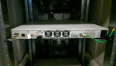 VTI Instruments EX1266 70-0361-000 1U LXI SWITCHING DATA ACQUISITION MAINFRAME