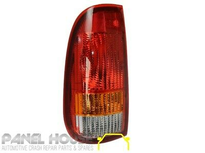 Tail Light LEFT 3 Colour fits Ford Falcon BA BF XT XR6 XR8 UTE