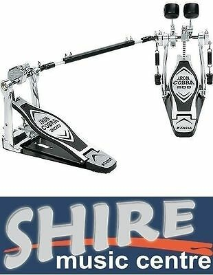 Tama Iron Cobra HP200TW Double Kick Drum Pedal - Bass Drum Pedal HP200TW