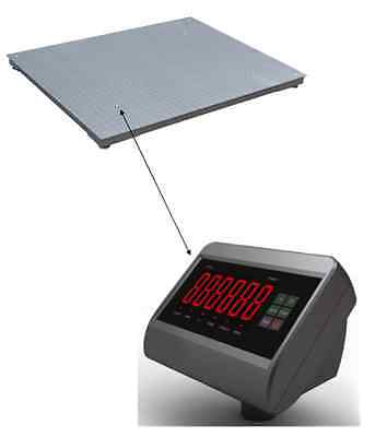 3 Ton Warehouse Floor Pallet Scale. High Accuracy. 12 Month Warranty