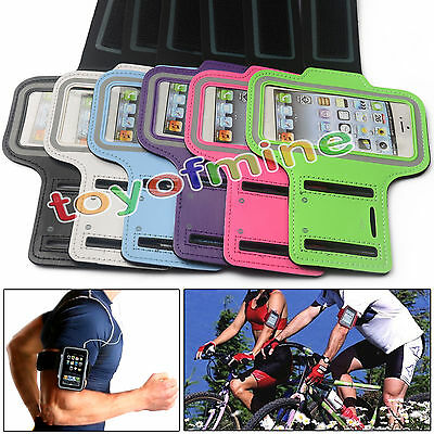 Sports Running Jogging Gym Armband  Case Cover Holder for iPhone 5 5C 5SE