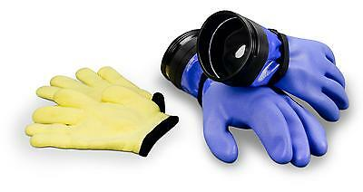 DUI SI Tech Glove System with Gloves & Liners - Small