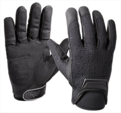 Helikon Utl Urban Tactical Line Gloves Airsoft Shooting Combat Protection Black