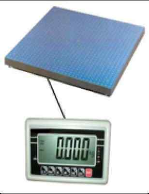 1.5Ton Trade Approved Pallet Floor Scale with NMI Certificate of Approval