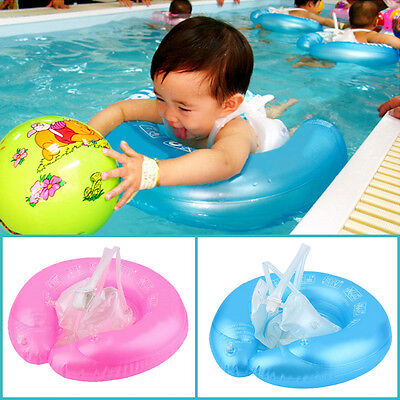 Inflatable Underarm Swimming Float Baby Swim Ring Size S E5