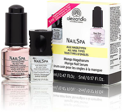 alessandro Nailspa Set: Mango Nail Serum - Set