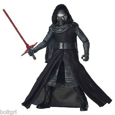 Star Wars Black Series The Force Awakens Kylo Ren 6'' Action figure