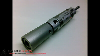 Smc Us28962 Pneumatic Cylinder Double Rod Max Press. 250Psi 1.7Mpa #172058