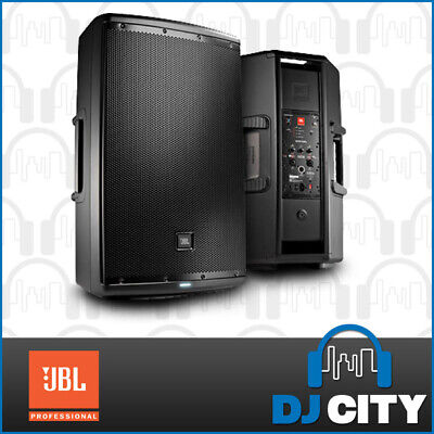 PK-EON615 JBL 15-Inch Active Speaker Pack with Speaker Stands - DJ City Austr...