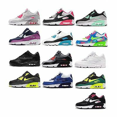 Nike Air Max 90 GS Youth Womens Boys Girls Running Shoes Pick 1