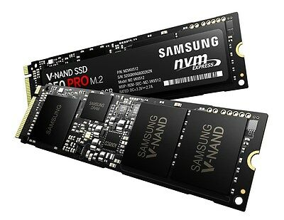 Samsung 950 PRO M.2-2280 256GB M.2 Solid State Drive