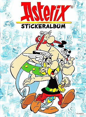 Asterix 2015 Sticker + Stickeralbum alle 192 Sticker komplett