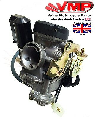 Pulse Rhythm 50 Scooter Carb Carburettor Auto Choke