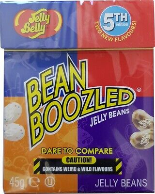 Bean Boozled Jelly Belly individual box 5th Ed