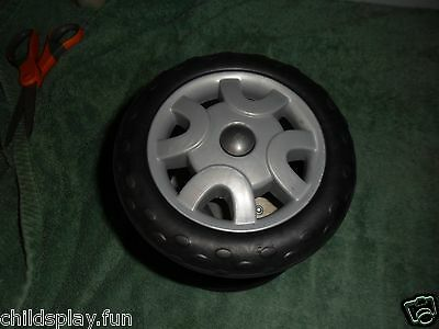 Front wheel for Peg Perego Aria Stroller. Size 5 5/8""