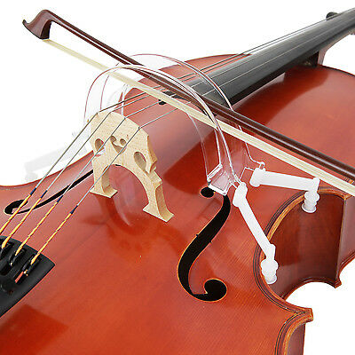 Horace Bow Guide for 1/4 & 1/2 Cellos (Quarter & Half Size)