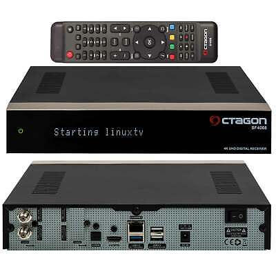 Dreambox DM7080 HD 2x DVB-S2 Tuner Twin Linux Sat Receiver HDTV Linux PVR ready
