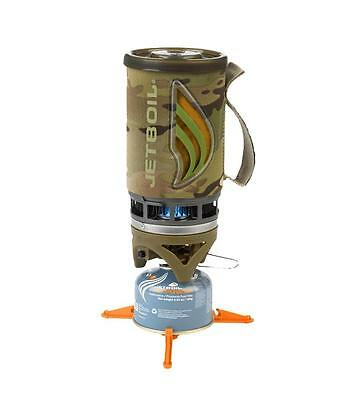 Jetboil Flash Stove Cooking Lightweight Camping and Hiking Stove Camo NEW