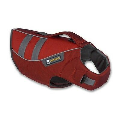Ruffwear K-9 Float Coat Life Jacket Red Currant NEW