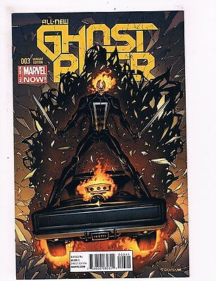 All New Ghost Rider # 3 NM 1st Print Variant