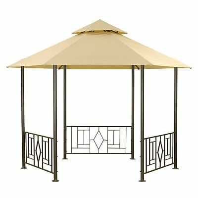 Canopy Only For 3 3m Hexagonal W Proof Camelot Cam0483