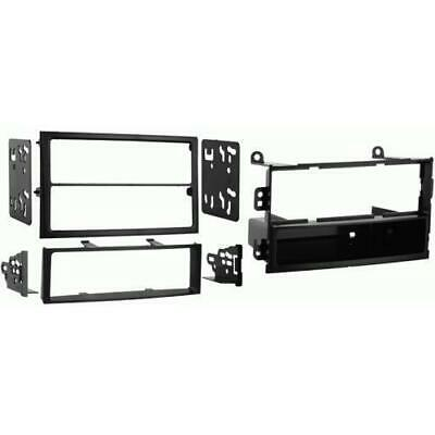 New Metra 99-7402 Single/Double DIN Stereo Dash Kit for 2003-2005 Nissan 350z