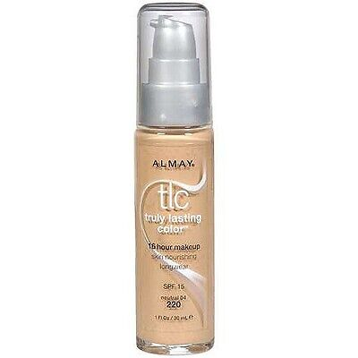 Almay Truly Lasting Colour Makeup 30ml. Brand New