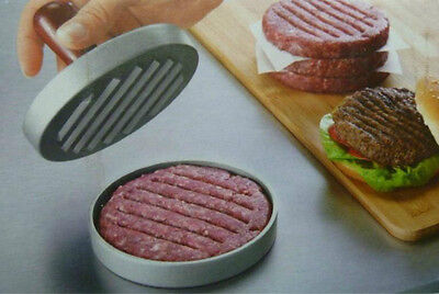 Hamburg burger press machine Meat Poultry Tools manual pressure meat pie maker