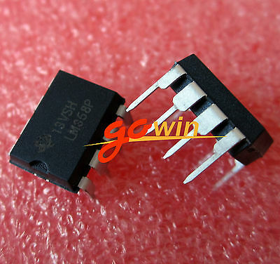 20Pcs LM358P LM358N LM358 DIP-8 OPERATIONAL AMPLIFIERS IC NEW UK