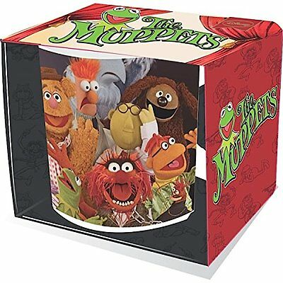 The Muppet Show Mug Characters in Gift Box Muppets