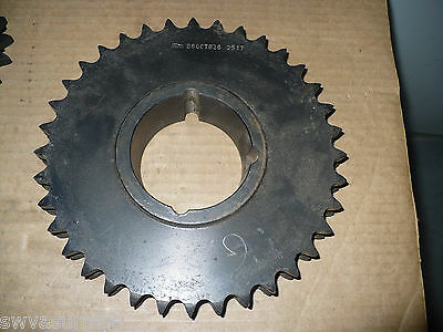 Martin D60CTB36 2517 Double Roller Sprocket, New