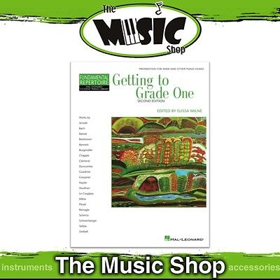 New HLSPL Getting to Grade 1 Music Tuition Book for Piano - 2nd Edition
