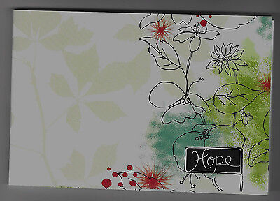 Creative Memories Hope Simply Said Book Bnip & Nla