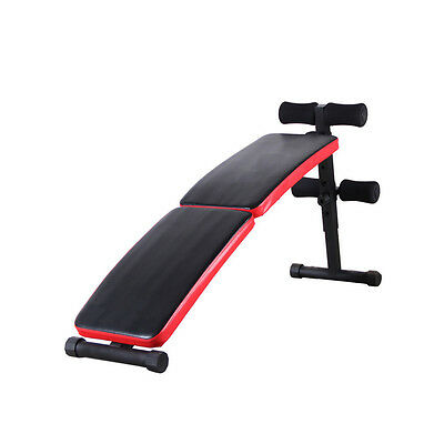 STON Adjustable Sit up Bench Crunch Board Abdominal Fitness Home Gym Exercise