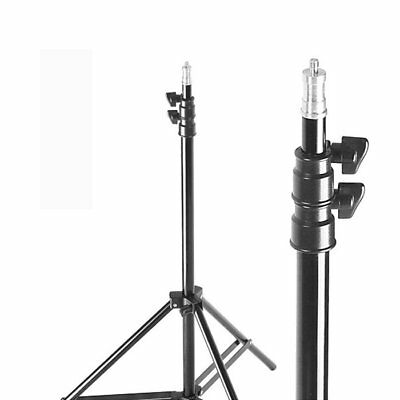 Adjustable 2.8m Light Stand Tripod for Studio Photo Flash Led Video Lighting