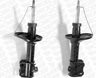 2x FRONT SHOCK ABSORBERS TOYOTA CELICA T20 1993-99 MONROE G16677 , G16678