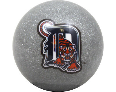 MLB Imperial Detroit Tigers Pool Billiard Cue/8 Ball - Silver - Old Style
