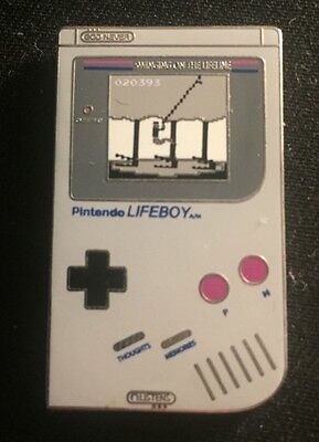 Phish- Gameboy/lifeboy mashup pin Pintendo Sold Out LE