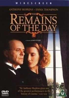 Remains of the Day [Region 2] - DVD - New - Free Shipping.