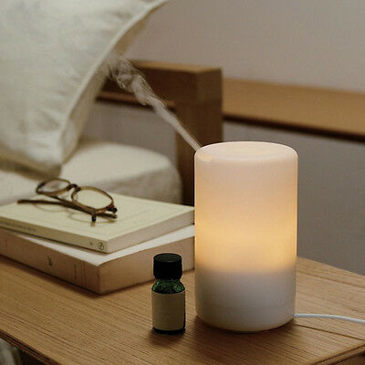 Ultrasonic LED Air Humidifier Essential Oil Aroma Diffuser Aromatherapy