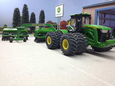 1/64 John Deere 3 Pt. Tandem Grain Drill Hitch