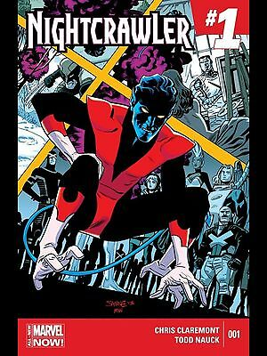 Nightcrawler 1 2 3 4 5 6 7 8 9 10 11 All New Marvel Now