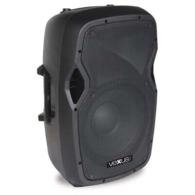 AP1200A Vexus Audio 12-Inch Active Speaker 600W - DJ City Australia