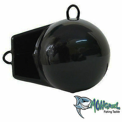 Downrigger Bomb 4 Lb Weight Brand New Vinyl Coated Quality