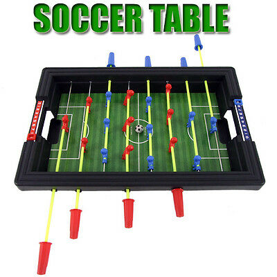 Mini Top Foosball Soccer Football Table Board kids Game Children Birthday Gift